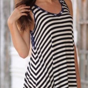 Infinity Raine Tops - 3 for $30 • PATRIOTIC Stars & Stripes Tunic Dress